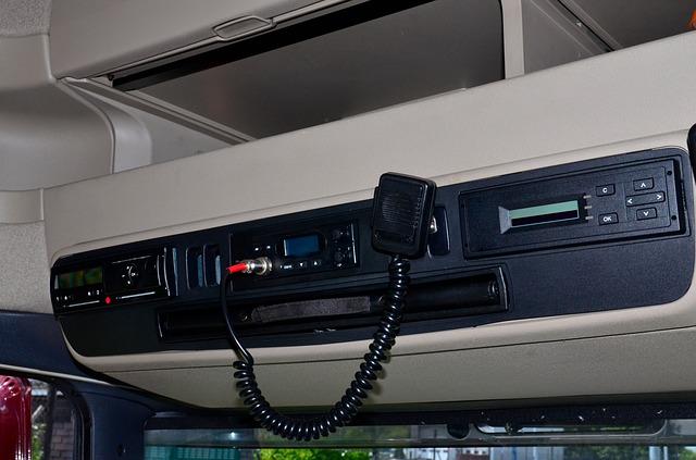 Czy wolno stosować CB-radio w samochodach?