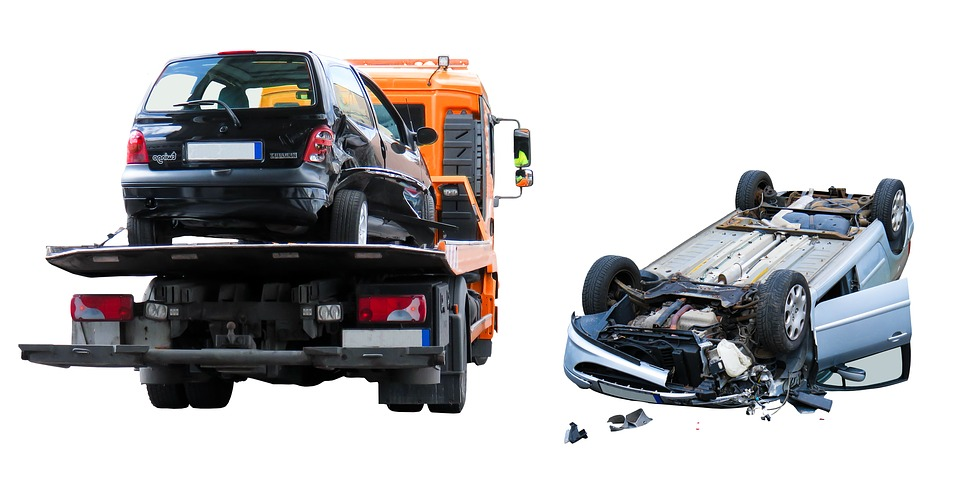 Holowanie samochodu – gdzie wolno a gdzie nie?